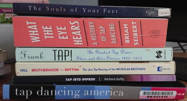 Tap-Dance-Books